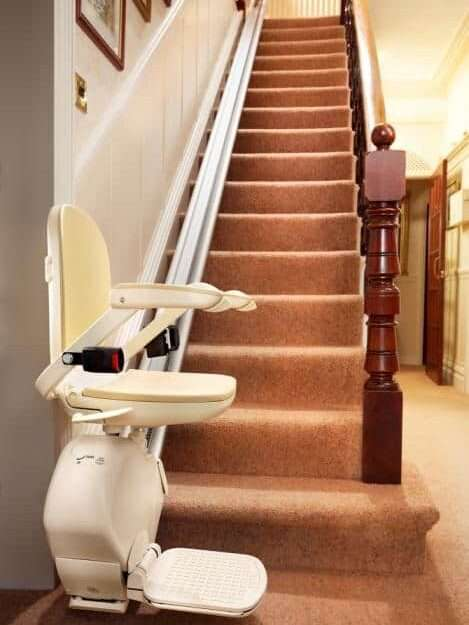 Brooks Straight Stairlift a product from Anglian Lifts Ltd