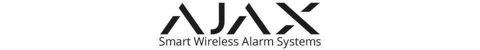 AJAX Smart Wireless Alarm System Logo