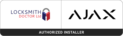 The Locksmith Doctor are an authorised AJAX installer
