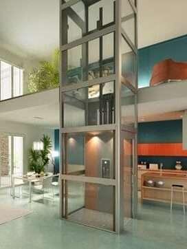Thyssen Krupp Access BDD elevator home lift