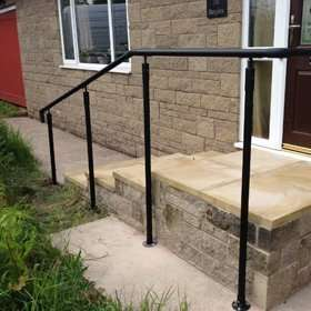 Handrails Anglian Lifts