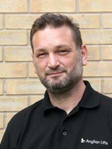 Phil Rice Anglian Lifts Managing Director