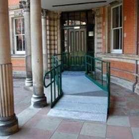 Public Access Ramps Anglian Lifts