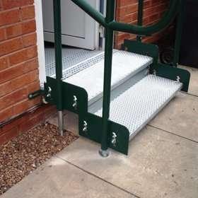 Steps Anglian Lifts