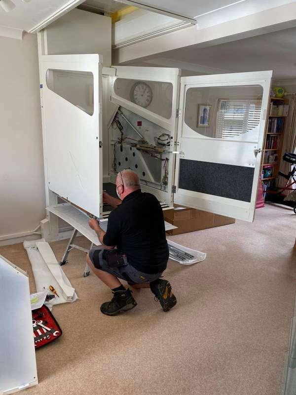 Anglian Lifts Terrys Lift Repair external