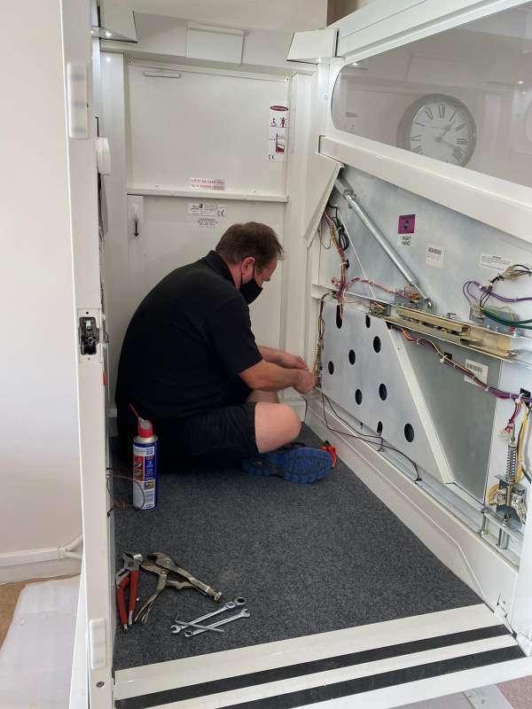 Anglian Lifts Terrys Lift Repair internal