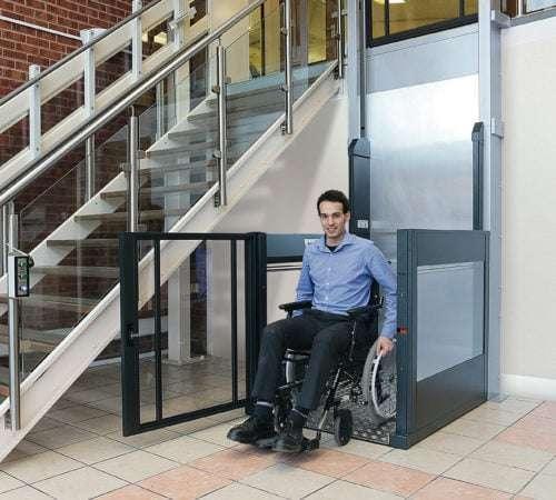 Terry Melody 3 Public Access Lift